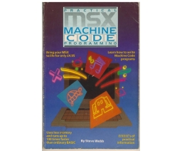 Practical MSX Machine Code Programming - Virgin Books