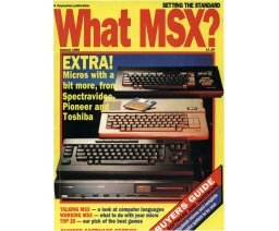 What MSX? 3 - Haymarket Publishing