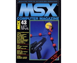 MSX Computer Magazine 43 - MBI Publications