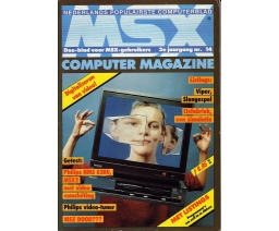 MSX Computer Magazine 14 - MBI Publications