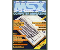 MSX Computer Magazine 05 - MBI Publications