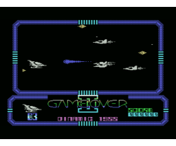 Game Over II (1987, MSX, MSX2, Dinamic)