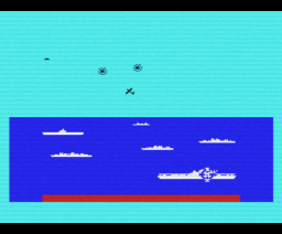 Battle for Midway (1985, MSX, PSS)