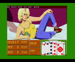 Playhouse Strippoker (MSX2) (1989, MSX2, Eurosoft)