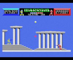Warroid (1985, MSX, Yellow Horn)