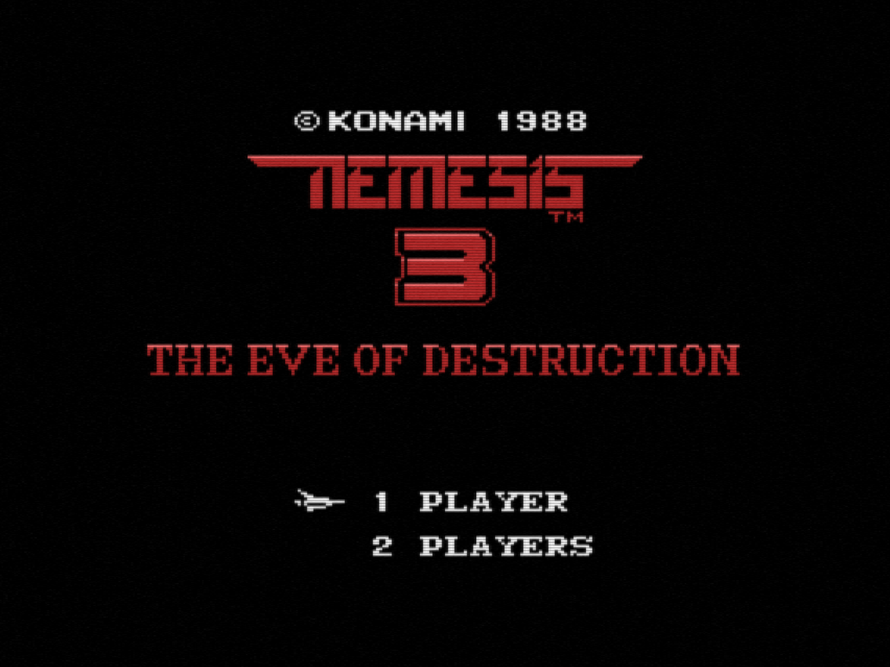 Nemesis 3: The Eve of Destruction