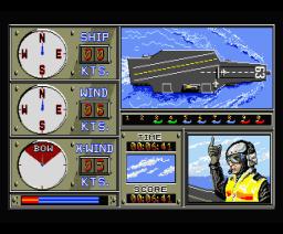 Final Countdown (1988, MSX2, Eurosoft)