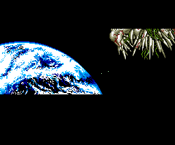 Aleste 2 (1989, MSX2, MSX2+, Compile)