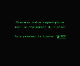 Carnet d'Adresses (1985, MSX, Power Soft)