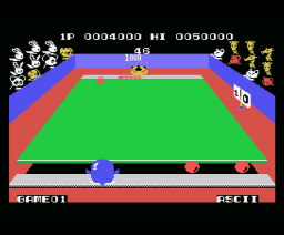 Penguin Kun Wars (1985, MSX, ASCII Corporation)
