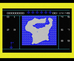 Flight Deck II (1986, MSX, Aackosoft)