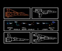 Nemesis 3 - The Eve of Destruction (1988, MSX, MSX2, Konami)
