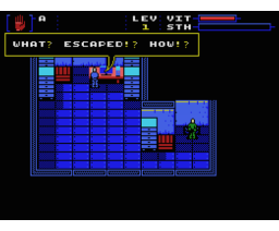 Prisoner of War (2018, MSX, unepic_fran)