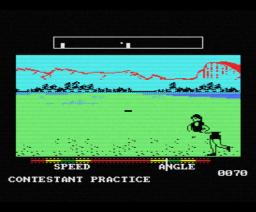 California Games (1987, MSX, Epyx)