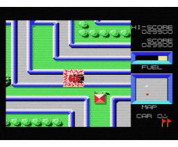 High Way Star (1983, MSX, Way Limit Corporation)