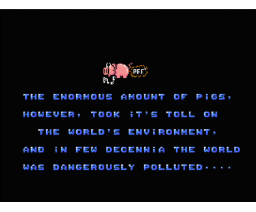 Pig's Quest (1993, MSX2, MAD)