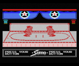 World Games (1987, MSX, Epyx)