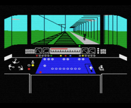 Sprinter (1986, MSX, The Bytebusters)