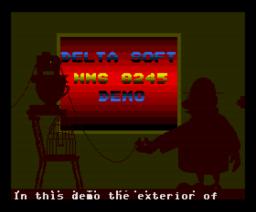 Delta Demo (1997, MSX2, Delta Soft)