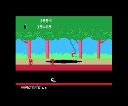 Pitfall! (1984, MSX, Activision)