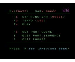 D.M.S.1 - Real-Time Recorder (1985, MSX, Abdul Hafiz Ibrahim)
