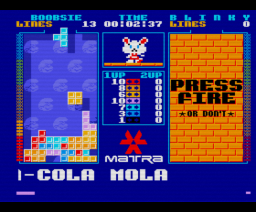 Don't Cock It Up (2001, MSX2, Matra)
