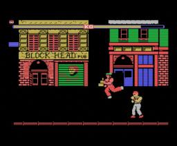Street Master (1992, MSX, Zemina)