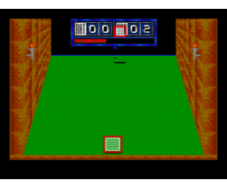 Psycho Ball (1993, MSX2, RAT)