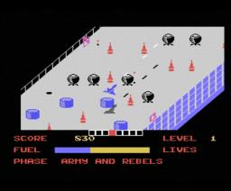Jet Bomber (1985, MSX, Aackosoft, The Bytebusters)