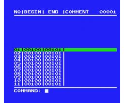 Wordstore+ (1986, MSX, Aackosoft)