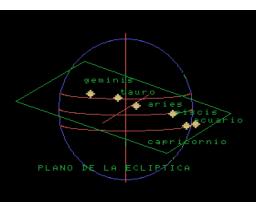 Aprende astronomía con El Sol (MSX, Grupo de Trabajo Software (G.T.S.))