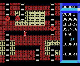 Manes (1984, MSX, ZAP)
