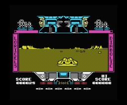 Mach 3 (1987, MSX, Loriciels)