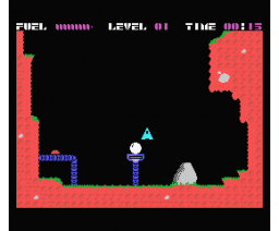 Transball (2016, MSX, BrainGames)