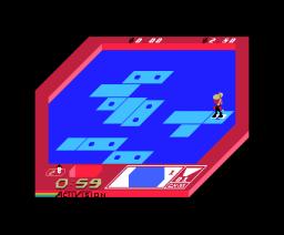 Rockn' Bolt (1985, MSX, Activision)