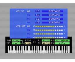 FM Sound Synthesizer Unit II (1985, MSX, YAMAHA)