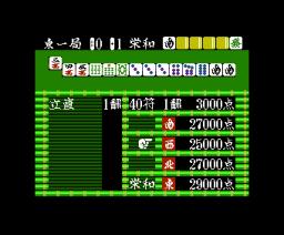 Tetsuman (1985, MSX, HAL Laboratory)