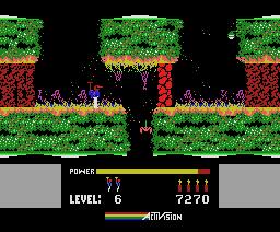 H.E.R.O. (1984, MSX, Activision)