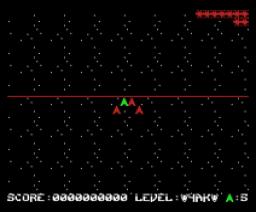 Void Runner (1987, MSX, Mastertronic)