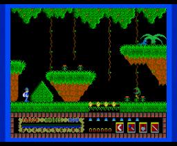 Livingstone, I Presume? (1986, MSX2, Opera Soft)