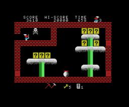 J.P. Winkle (1986, MSX, MSX Magazine (JP))