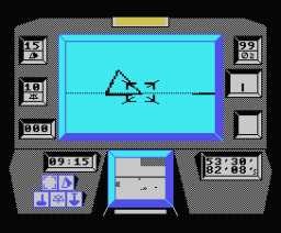 Arctic Fox (1989, MSX, Electronic Arts)
