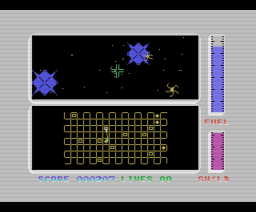 Star Fighter (1986, MSX, The Bytebusters)