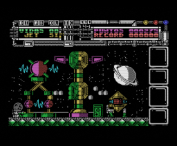 Star Bowls (1991, MSX, Diabolic)