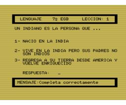 Lenguaje 7 EGB (MSX, Santillana)
