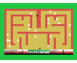 Goloso (1985, MSX, Load 'n' Run)