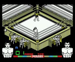 Poli Díaz (1990, MSX, Opera Soft)