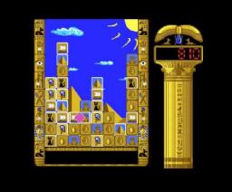 Sand Stone (1999, MSX2, Turbo-R, Compjoetania TNG)