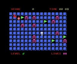 Booty (1988, MSX, Eurosoft)