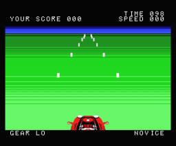 Night Driver (2007, MSX, Karoshi)
